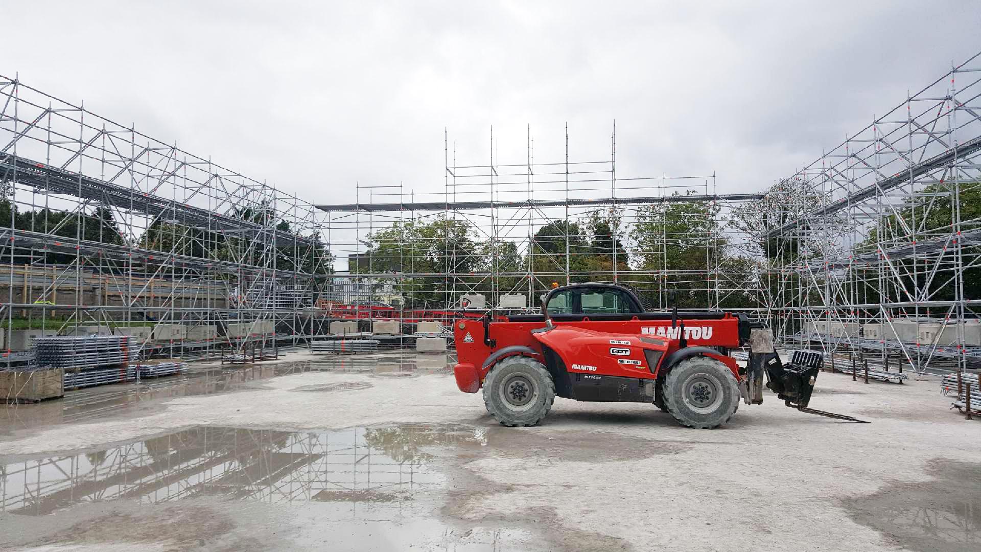 scaffolding contractors ireland