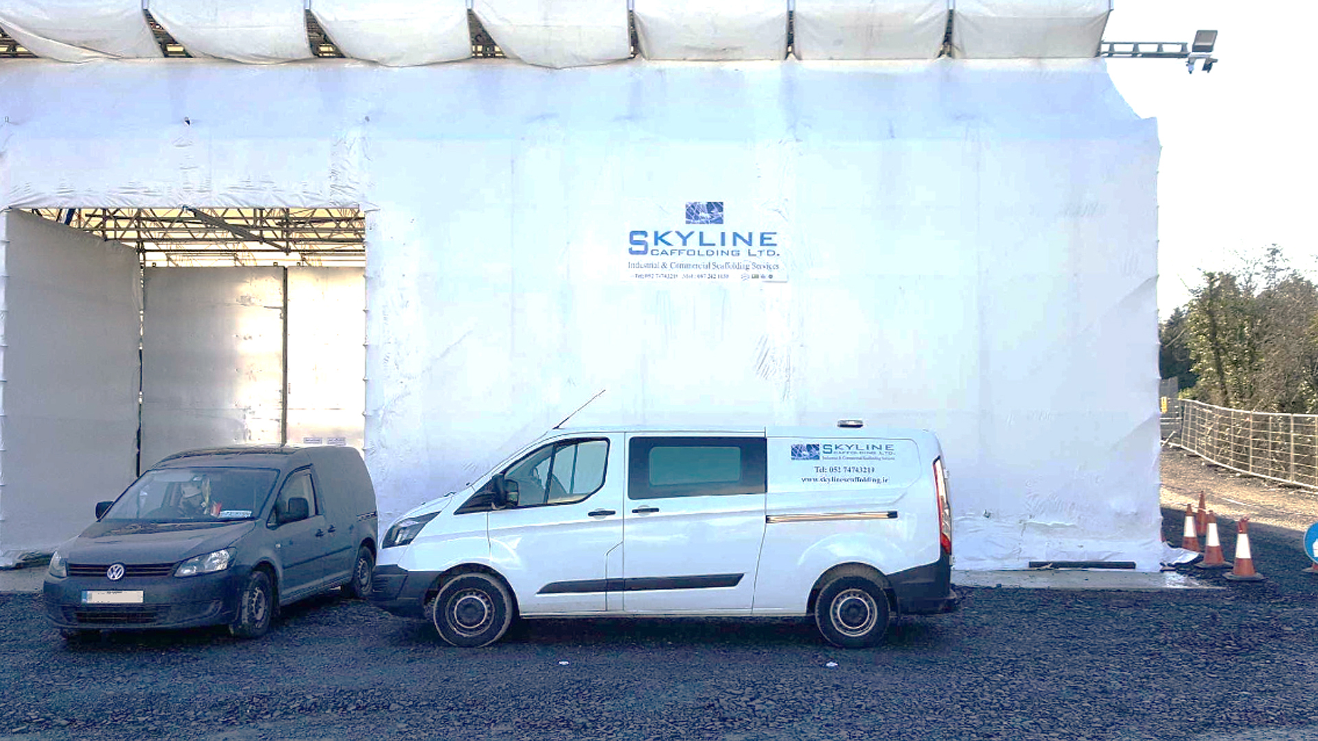 scaffolding hire experts ireland-