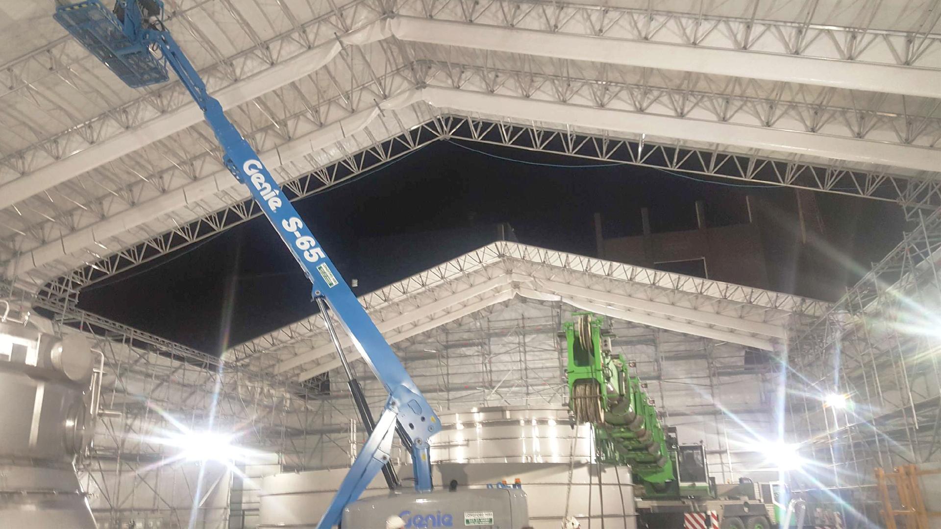 scaffolding tower hire dublin